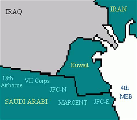 The War Of The Gulf War - 1290 Words Cram